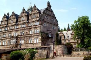 Schloss Hämelschenburg. Quelle: Wikipedia